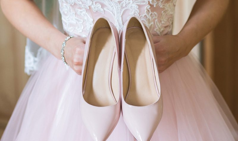 The Joy of Pain-Free Bridal Shoes
